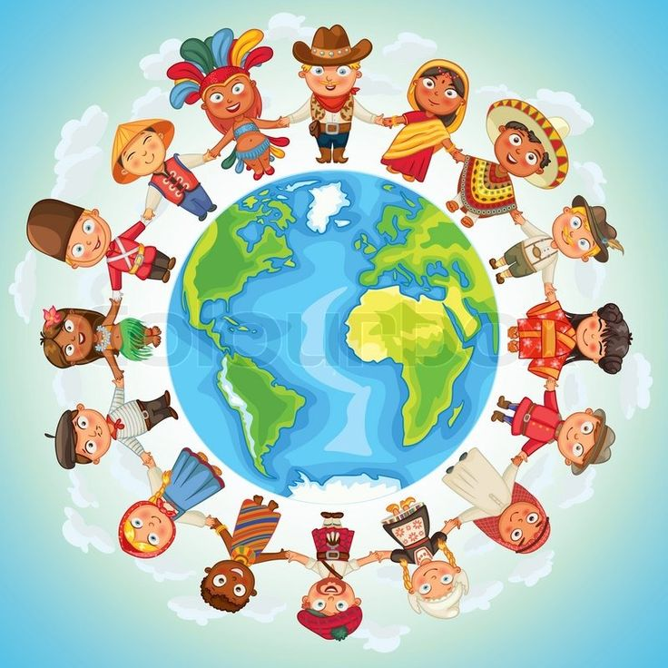 Real World clipart cultural awareness Teaching is 25+ diversity What