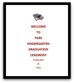 Real World clipart kindergarten graduation #12
