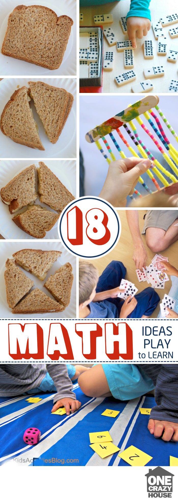 Painless kids math facts and