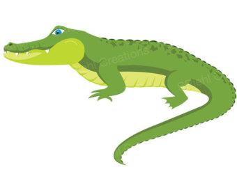 Alligator clipart cute Clipart clip pictures clip Crocodile