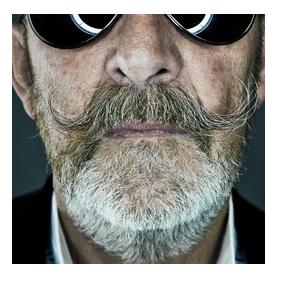 Beard clipart realistic #6