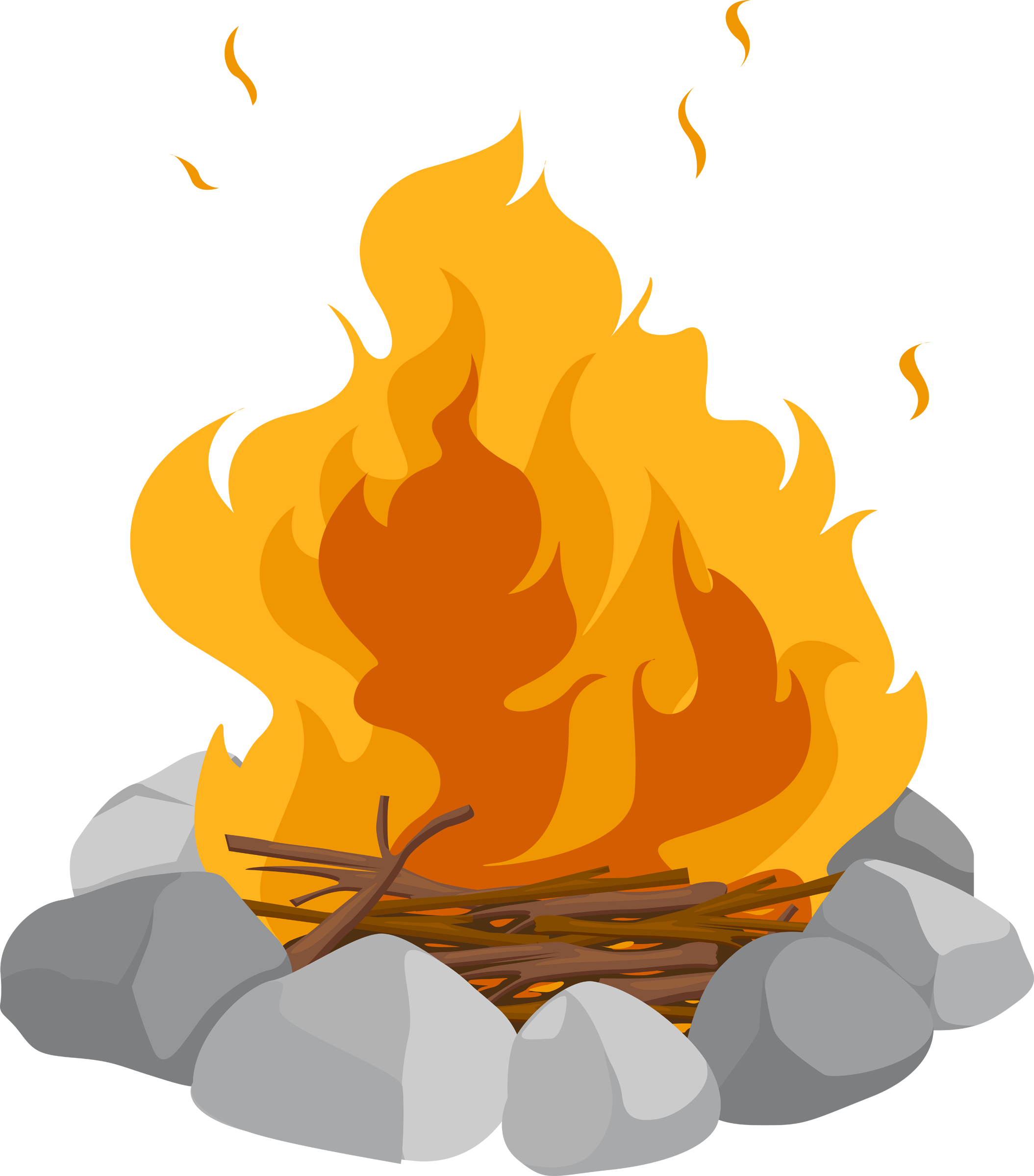 Campfire clipart clear background Pic Mart PNG Campfire Pic