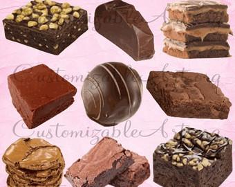 Candy Bar clipart nut Art art Chocolate Bar Dessert