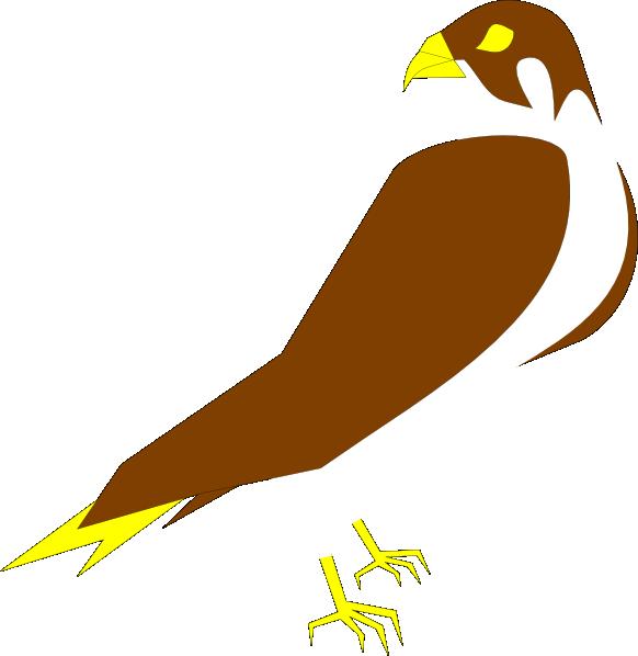 Peregrine Falcon clipart falcon flying Clip Free  Free ~