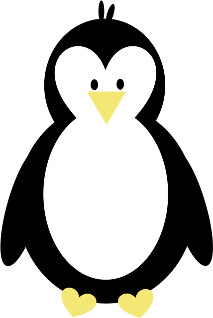 Bird clipart penguin Com Art Penguin Free Clipart