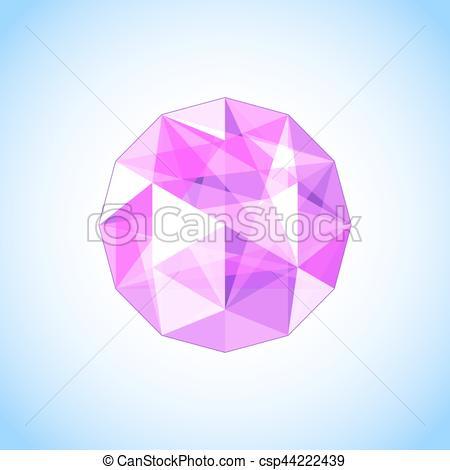 Realistic clipart purple #15