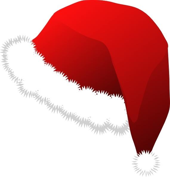 Drawn santa hat santa claus Drawing art Hat Claus Free
