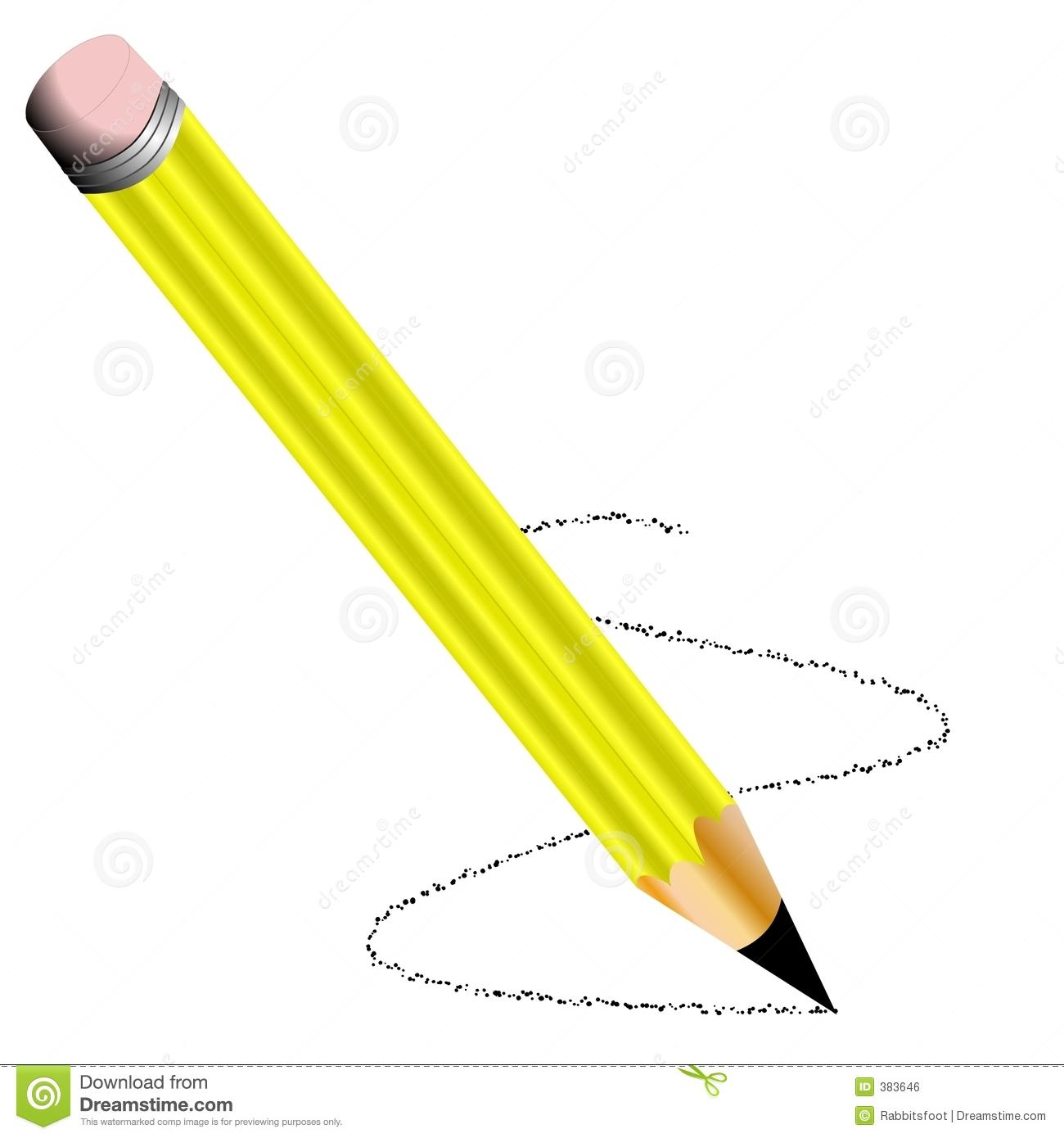 Pencil clipart sharp pencil Sharp Clipart Heraldic Clipart Yellow