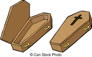 Reaper clipart coffin Casket images Illustrations on clip