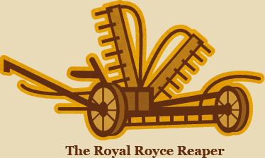 Reaper clipart farm Will is be Ramblin' inspired
