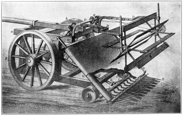 Reaper clipart farm Reaper  Mechanical