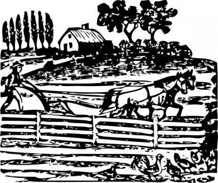 Reaper clipart farm Clip Art Farmer Farm Page