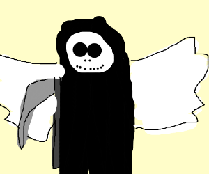 Reaper clipart grip Becomes Reaper Lord of Grip