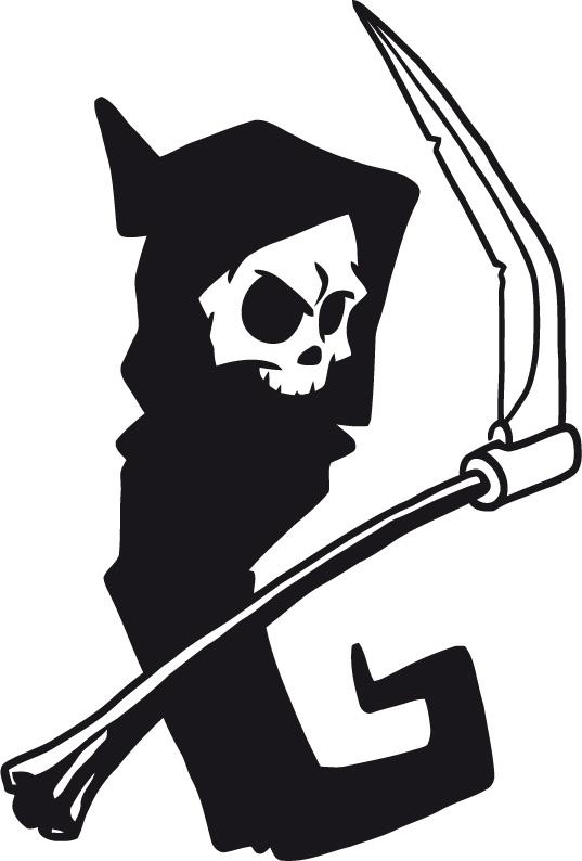 Reaper clipart grip Sensenmann Grip / Media Dead