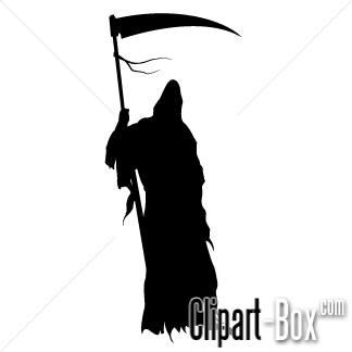 Reaper clipart silhouette Images Art Panda Clipart death%20clipart