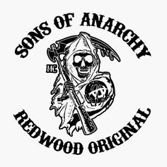 Reaper clipart son anarchy Free  Logo Shirt anarchy