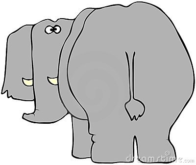 Rear clipart behind Performace Integrated thumb18201073 elephant Description:
