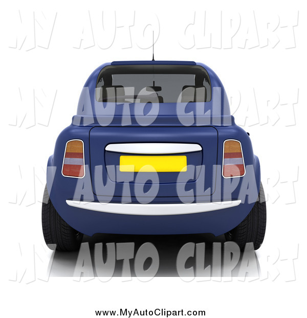 Rear clipart car #12