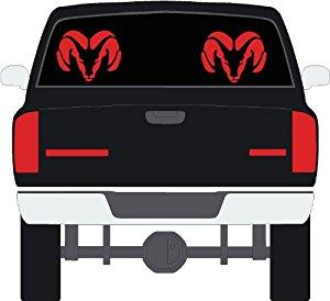 Rear clipart car window Red (2) Ram Window com: