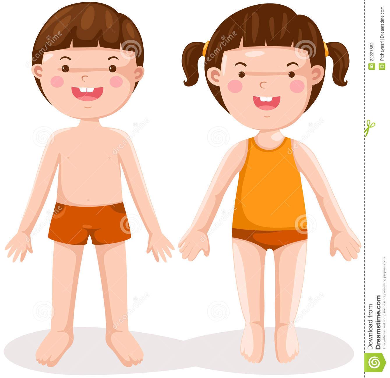 Rear clipart child body Body clipart body Child clipart