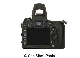 Rear clipart dslr Lens display LCD DSLR view