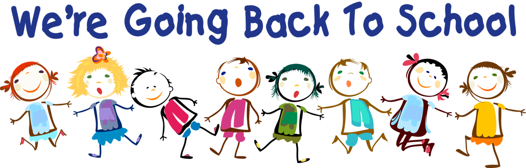 Rear clipart ready for school Clipart Welcome back collection Free