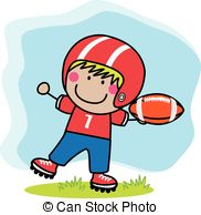 Receiver clipart american football Clipart American Running Isolated football