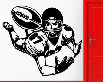 Receiver clipart cool football Wide Clip Receiver Clip Art
