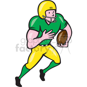 Receiver clipart football basketball Related run OL american ISO