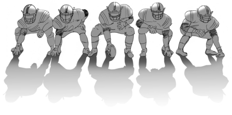 Football clipart defensive line Football Coach Archives Greg OLINE