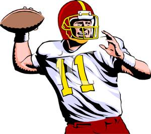 Football clipart college football #3