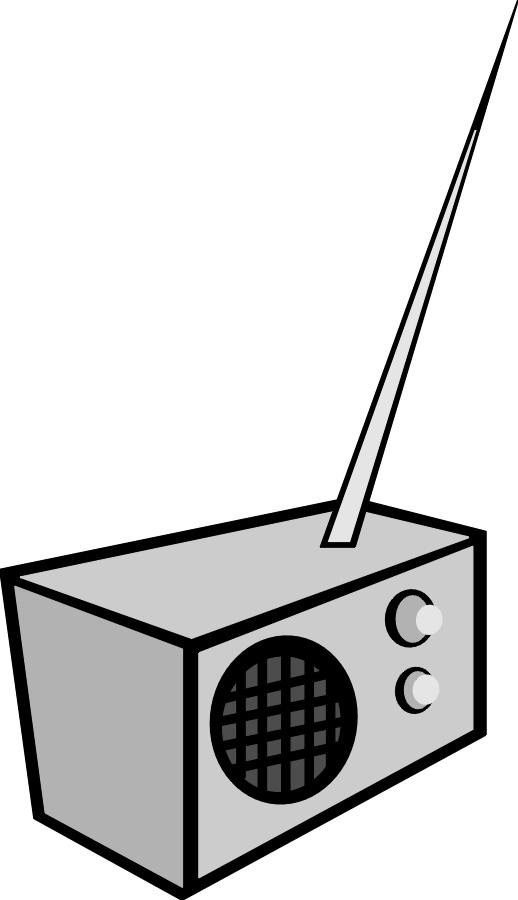Receiver clipart kid 2 Radio Clipart clipart ClipartBarn