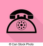 Receiver clipart pink #4