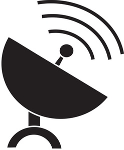 Receiver clipart satellite dish Satellite Clipart satellite tv (35+)