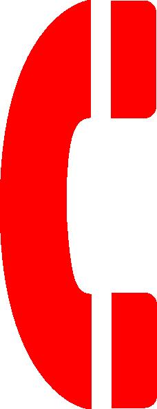Clip red (35+) phone Phone