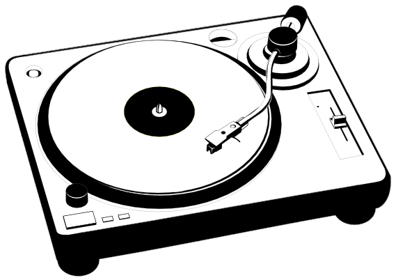 Record Player clipart disc jockey Record Programming  Gallery >