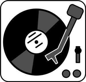 Record Player clipart disc jockey Panda Images Clipart Clipart turntable%20clipart
