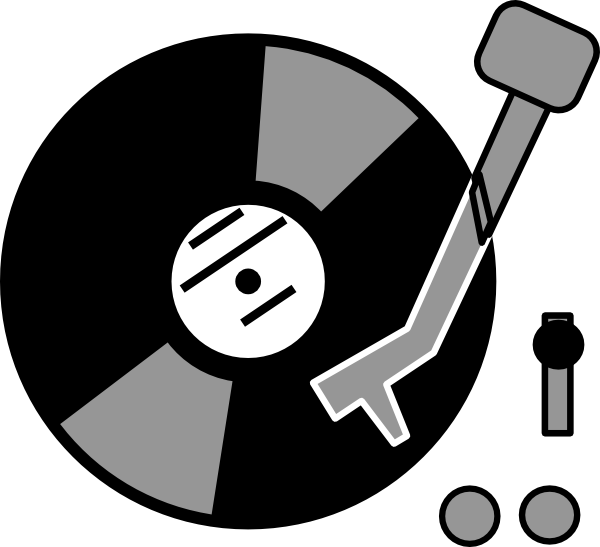 Record Player clipart disc jockey Search clipart Search Google Programming