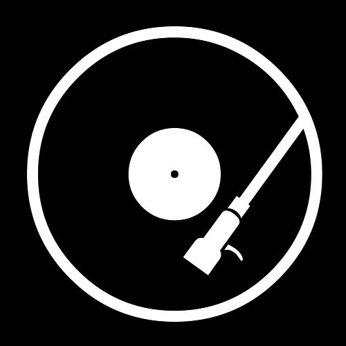 Record Player clipart disc Disc  Stencil Record Player