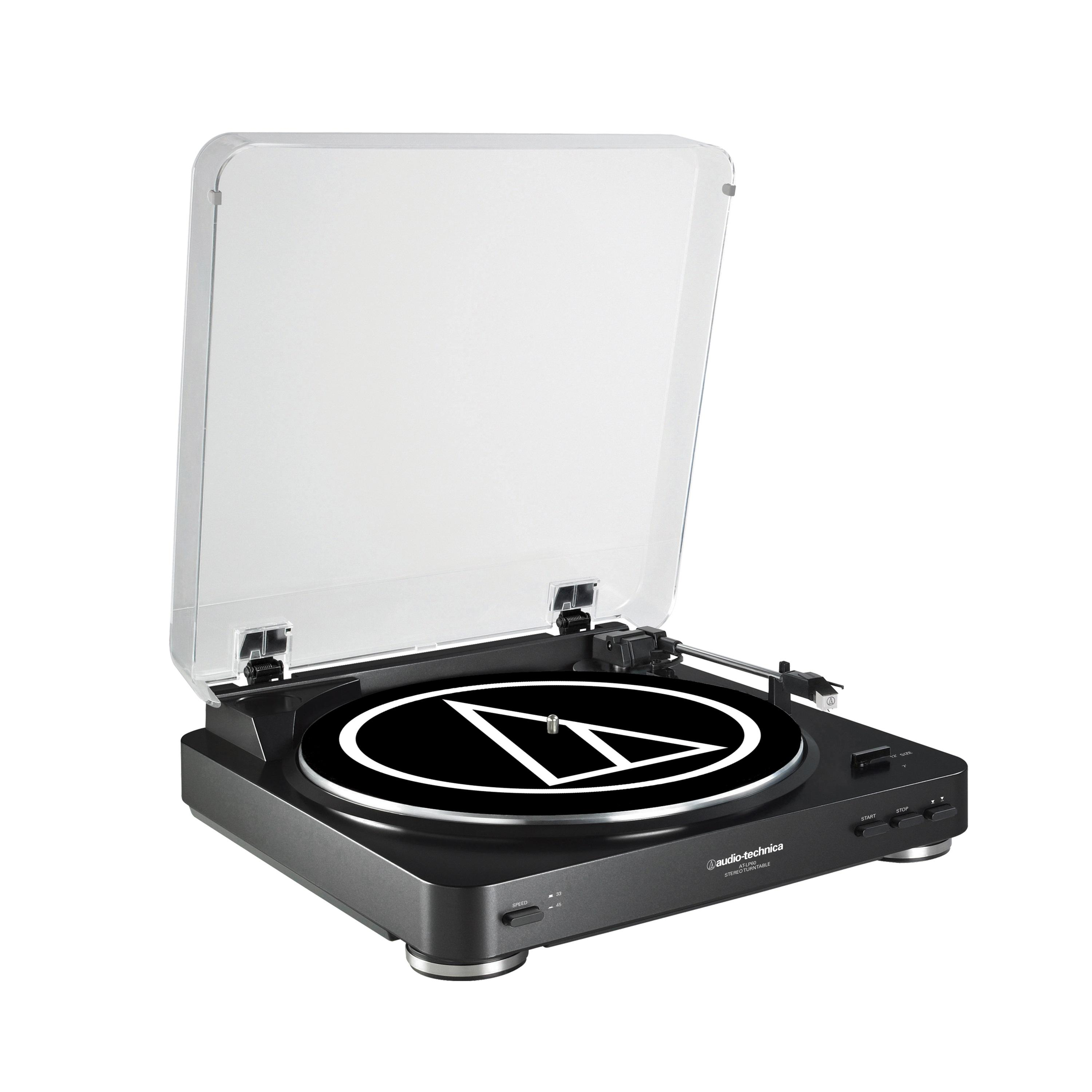 Record Player clipart dj decks Fully Belt Phonographs AT Audio