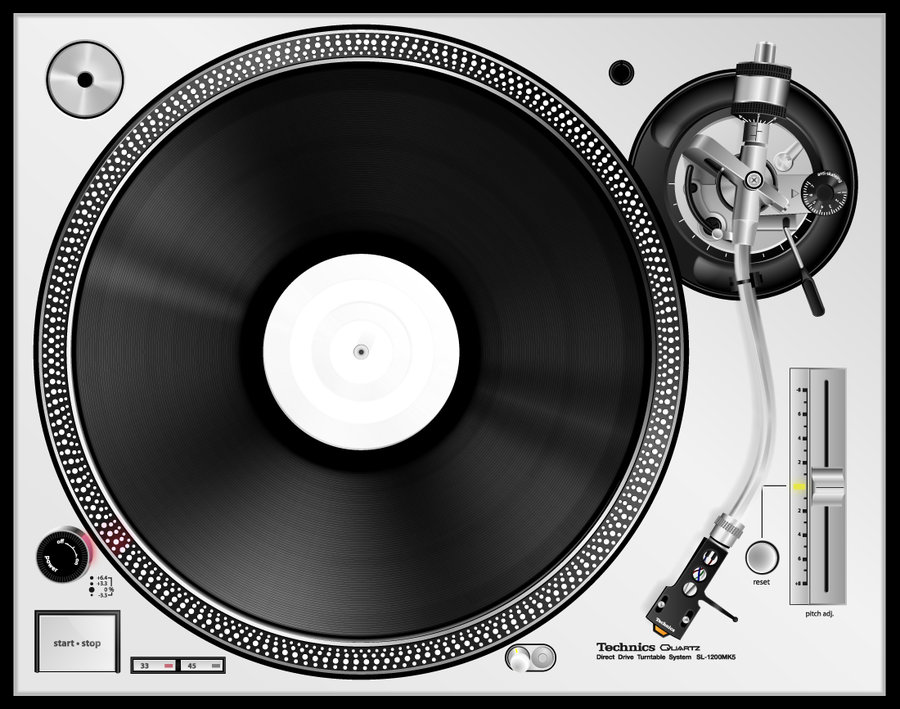 Record Player clipart dj equipment Johnnyinternets top on up! deviantart