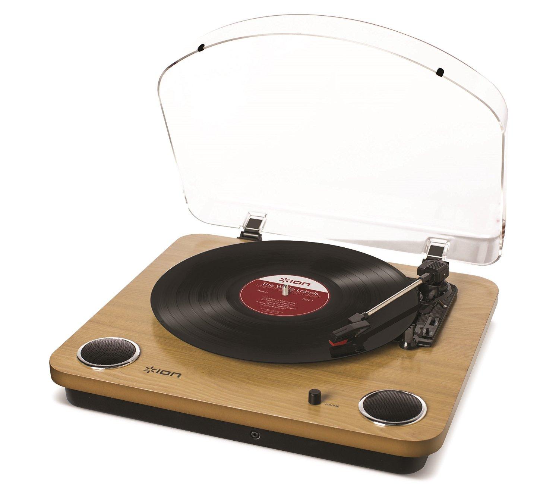 Record Player clipart dj speaker Audio Max ION Belt ION
