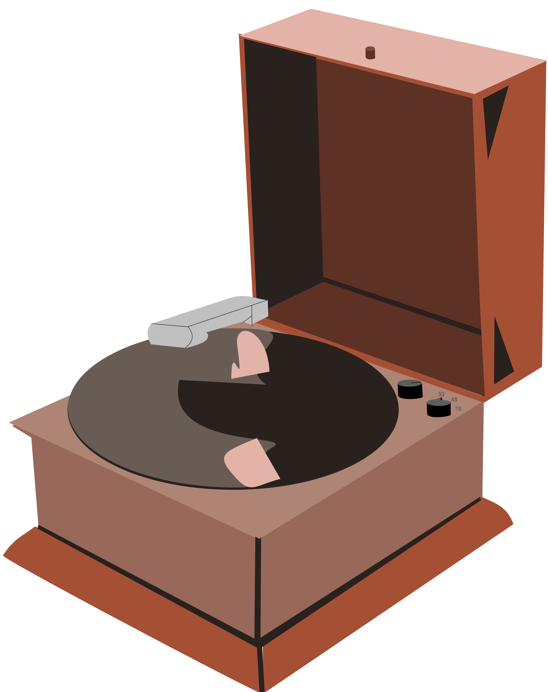 Record Player clipart phonograph Phonograph Clipart Player Player Phonograph