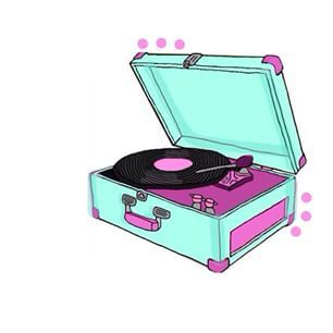 Record Player clipart transparent Search Pinterest PlayersThe images galaxy
