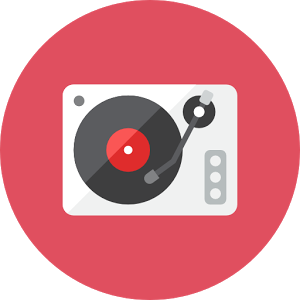 Record Player clipart transparent On Player Record Apps Android