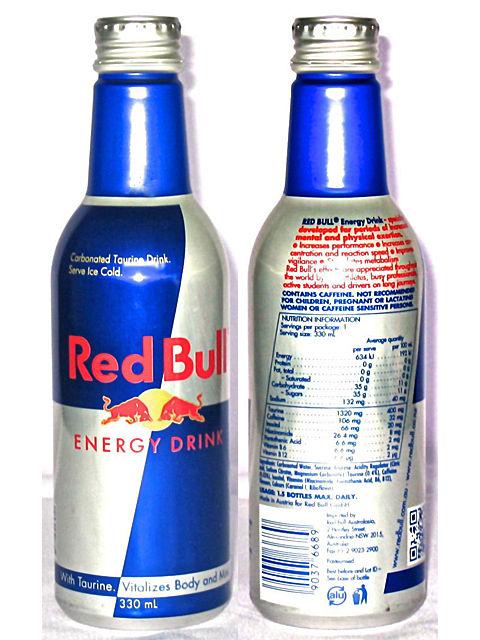 Red Bull clipart 330ml Jpg Beverages Newline 330 bull