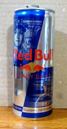 Red Bull clipart 330ml Details Ukrainian limited edition Steel