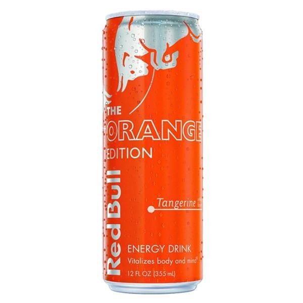 Red Bull clipart 8.4 oz Of 24 8 Orange Pack