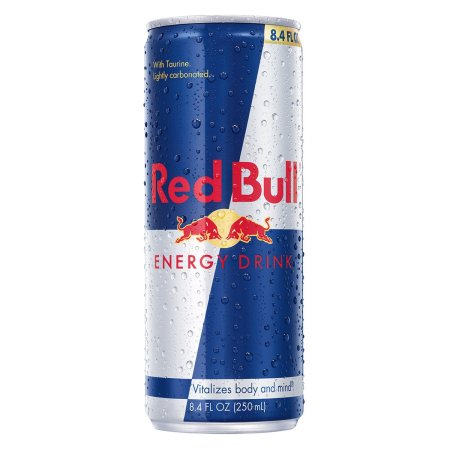 Red Bull clipart 8.4 oz Drink Can 8 com Oz