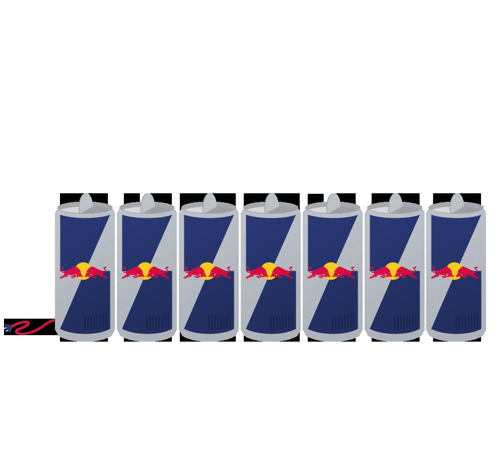 Red Bull clipart alternate :: Environment Drink Energy Bull